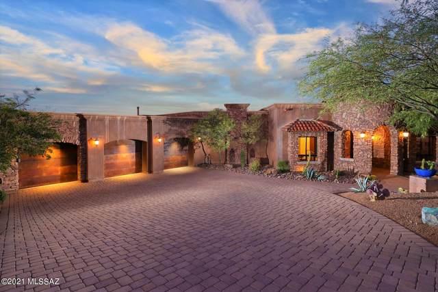 2093 S Twinkling Starr Drive, Tucson, AZ 85745 (#22123622) :: The Dream Team AZ