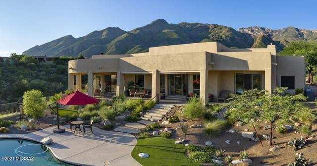 6611 N Placita De Chubasco, Tucson, AZ 85750 (#22123627) :: The Local Real Estate Group | Realty Executives