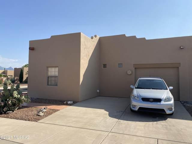 691 W Calle De La Pelotita, Green Valley, AZ 85614 (#22123641) :: Tucson Property Executives