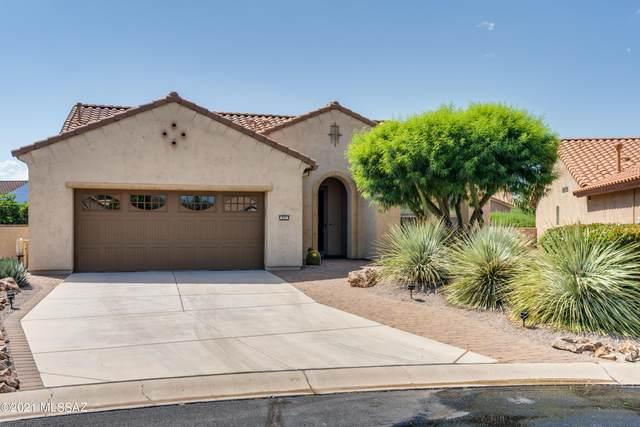 937 N Glen Canyon Court, Green Valley, AZ 85614 (#22123657) :: Keller Williams