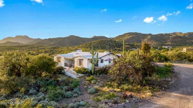 2220 W Turtle Dove Lane, Tucson, AZ 85755 (#22123658) :: The Local Real Estate Group | Realty Executives