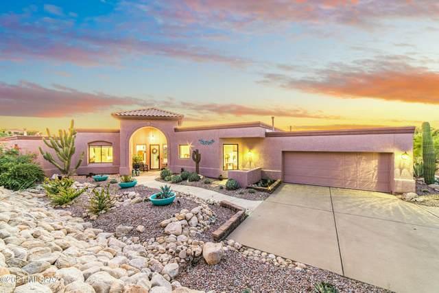 10133 N Alder Spring Drive, Oro Valley, AZ 85737 (#22123673) :: Tucson Property Executives