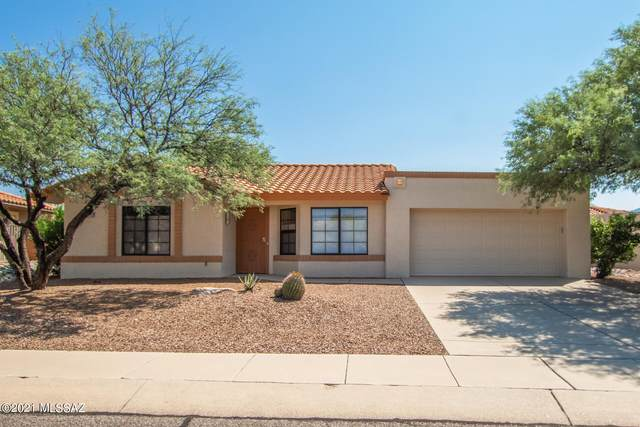 14400 N Crown Point Drive, Oro Valley, AZ 85755 (#22123674) :: The Local Real Estate Group | Realty Executives