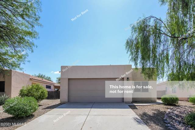5365 N Willow Thicket Way, Tucson, AZ 85704 (#22123678) :: The Local Real Estate Group   Realty Executives