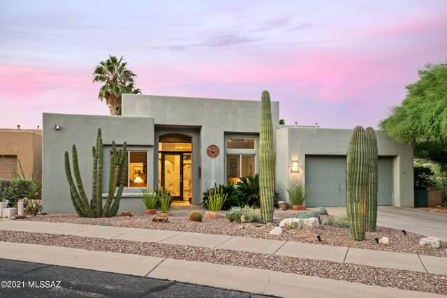 7308 E Ridge Point Road, Tucson, AZ 85750 (#22123706) :: The Local Real Estate Group | Realty Executives