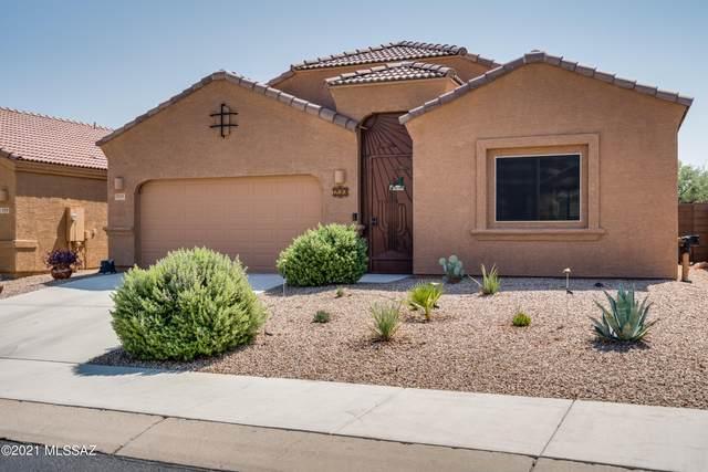 200 E Calle Trona, Green Valley, AZ 85614 (#22123710) :: The Local Real Estate Group | Realty Executives