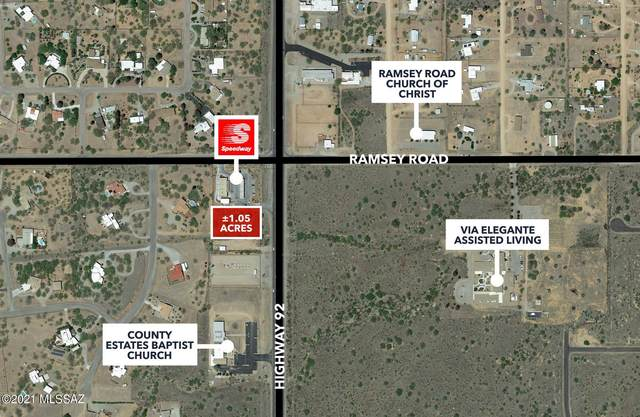 92 Highway, Hereford, AZ 85615 (#22123715) :: The Local Real Estate Group | Realty Executives