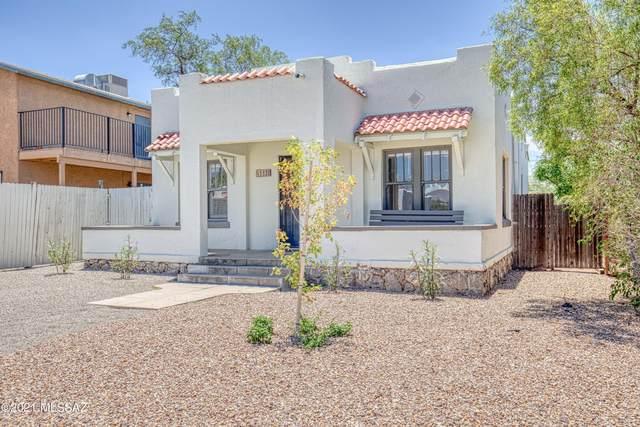 1128 E Elm Street, Tucson, AZ 85719 (#22123725) :: Long Realty - The Vallee Gold Team