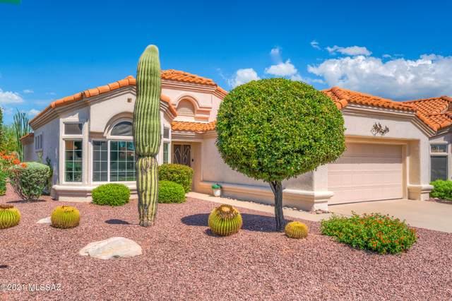 14128 N Cirrus Hill Drive, Oro Valley, AZ 85755 (#22123735) :: Tucson Property Executives