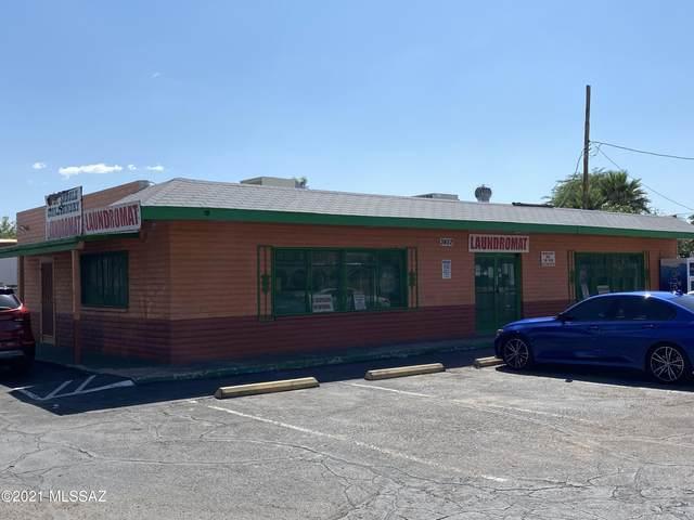 3452 E Milton Road, Tucson, AZ 85706 (#22123748) :: Tucson Real Estate Group