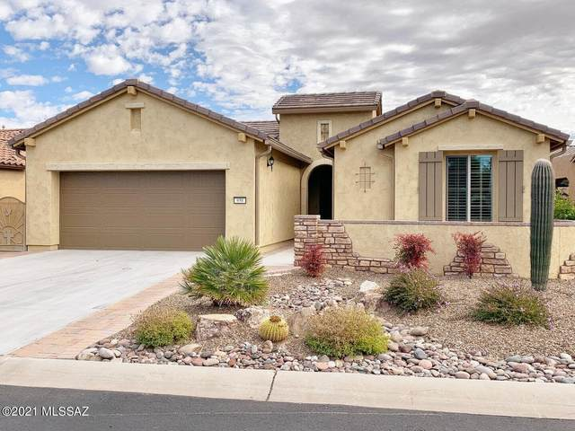 958 N Turquoise Vista Drive, Green Valley, AZ 85614 (#22123766) :: Kino Abrams brokered by Tierra Antigua Realty