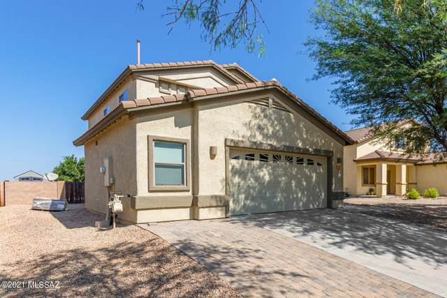 9277 E Bronze Hill Drive, Vail, AZ 85641 (#22123771) :: The Local Real Estate Group | Realty Executives