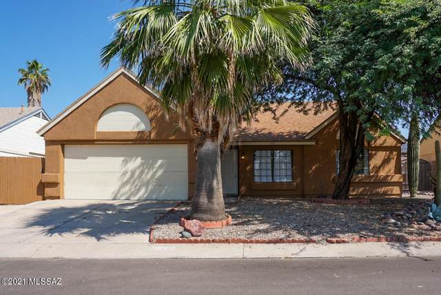 4340 W Sungate Place, Tucson, AZ 85741 (#22123778) :: Long Realty - The Vallee Gold Team