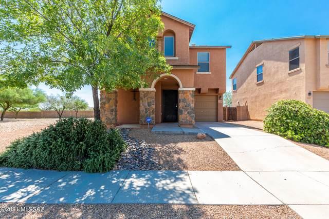 5308 E Desert Straw Lane, Tucson, AZ 85756 (#22123785) :: The Dream Team AZ
