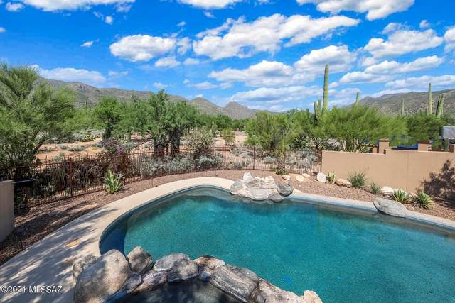 4641 N Avenida Polacca, Tucson, AZ 85749 (#22123791) :: The Dream Team AZ