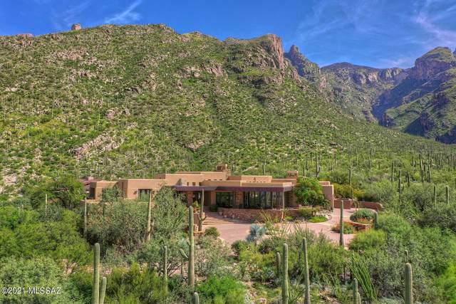 7598 N Secret Canyon Drive, Tucson, AZ 85718 (#22123793) :: The Local Real Estate Group | Realty Executives