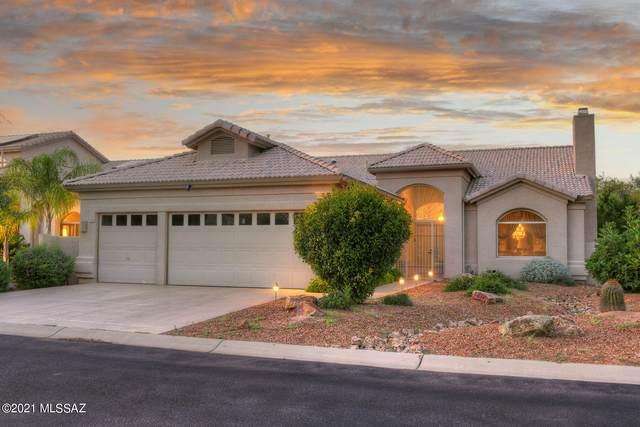 63704 E Desert Peak Drive, Saddlebrooke, AZ 85739 (#22123798) :: Kino Abrams brokered by Tierra Antigua Realty