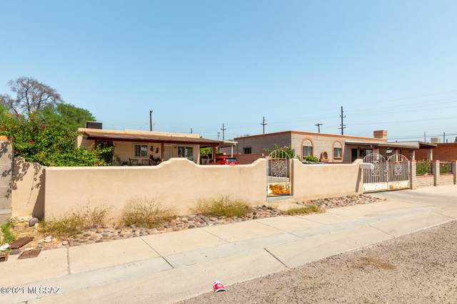 720 W Budmoore Terrace, Tucson, AZ 85705 (#22123799) :: The Local Real Estate Group   Realty Executives