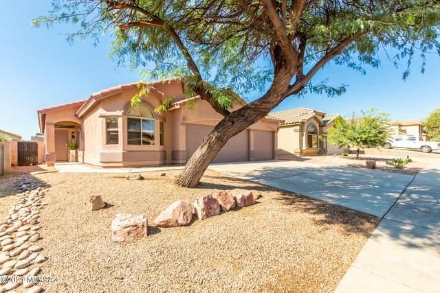218 E Via Teresita, Sahuarita, AZ 85629 (#22123803) :: Tucson Property Executives