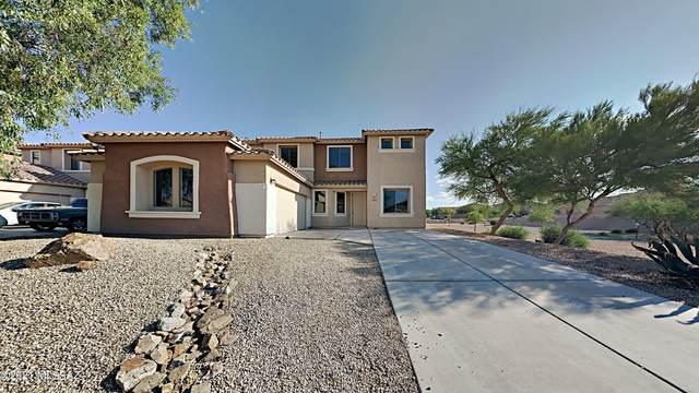 6479 W Swan Falls Way, Tucson, AZ 85757 (#22123822) :: Keller Williams