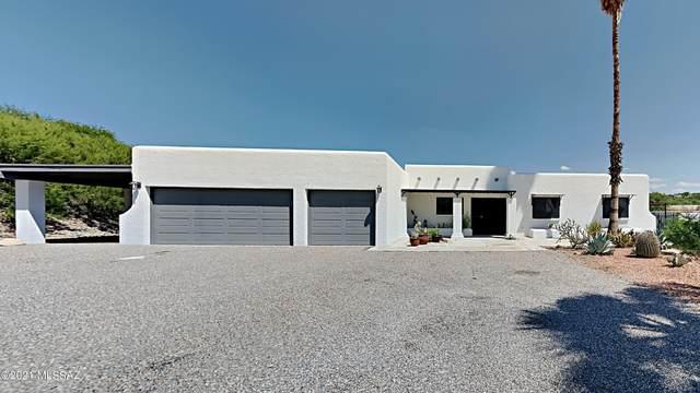 4562 N Placita De Las Chacras, Tucson, AZ 85718 (#22123826) :: The Dream Team AZ