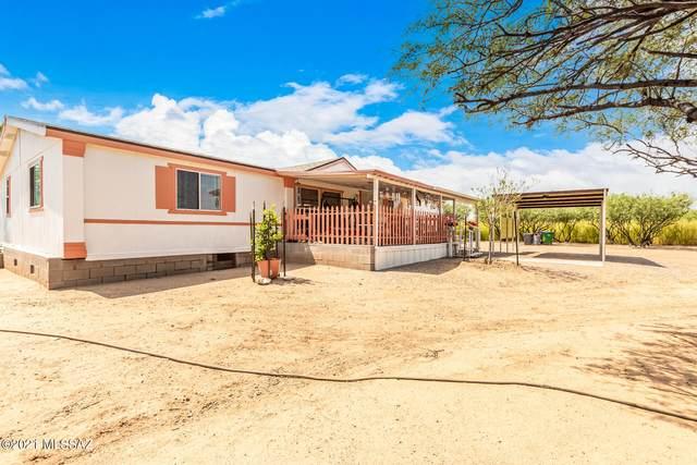 4541 S Bantry Lane, Tucson, AZ 85735 (#22123831) :: The Local Real Estate Group | Realty Executives