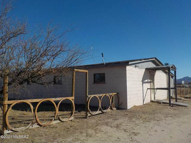 270 S Quail Drive, Willcox, AZ 85643 (#22123834) :: Tucson Property Executives