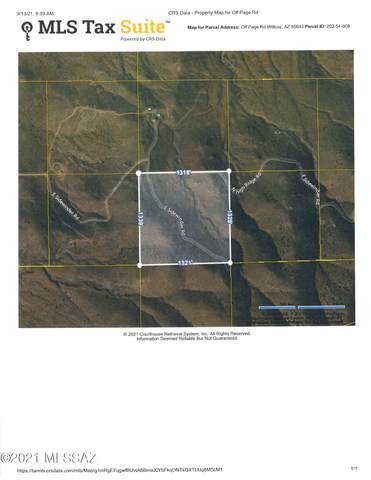 TBD Sidewinder Road #43, Willcox, AZ 85643 (#22123839) :: Tucson Property Executives