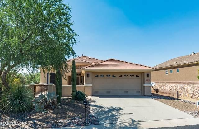 13689 N Heritage Canyon Drive, Marana, AZ 85658 (#22123841) :: The Local Real Estate Group   Realty Executives
