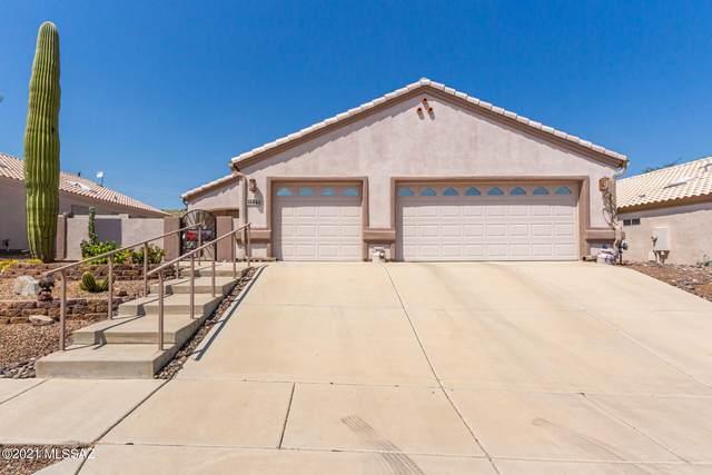 640 W Rio Teras, Green Valley, AZ 85614 (#22123843) :: The Local Real Estate Group | Realty Executives
