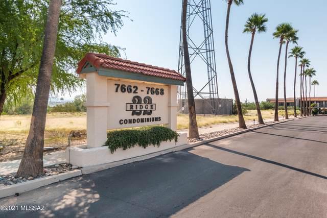 7666 E 22nd Street #43, Tucson, AZ 85710 (#22123852) :: Tucson Property Executives