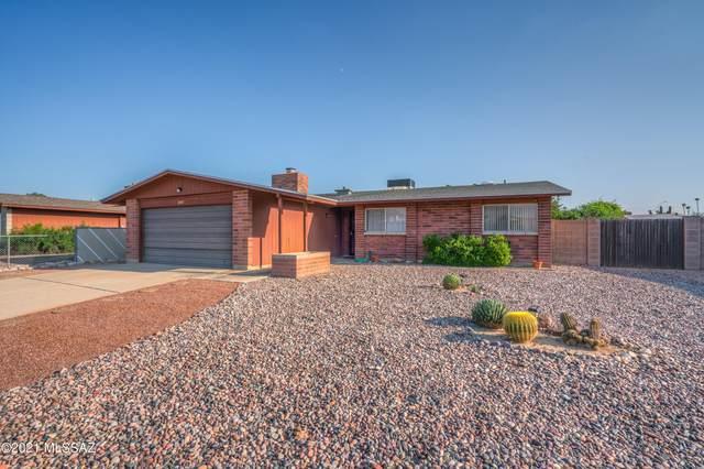 3777 W Horizon Hills Drive, Tucson, AZ 85741 (#22123857) :: The Dream Team AZ
