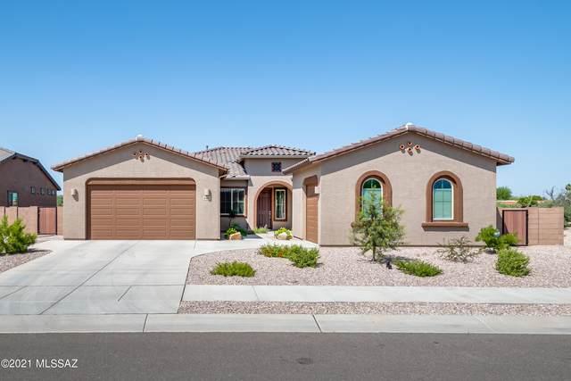 8497 N Gallant Fox Drive, Tucson, AZ 85704 (#22123861) :: Tucson Real Estate Group
