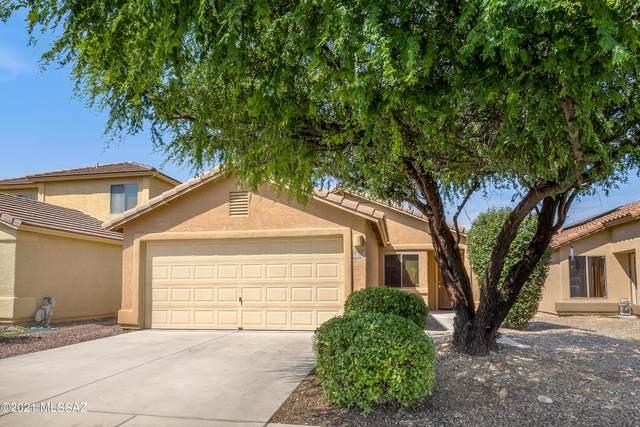 6874 S Sonoran Bloom Avenue, Tucson, AZ 85756 (#22123864) :: The Dream Team AZ