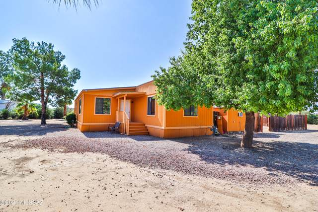 5415 W Calle Paint, Tucson, AZ 85741 (#22123871) :: The Local Real Estate Group   Realty Executives