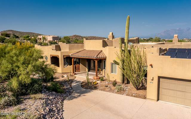 4970 W Saguaro Cliffs Drive, Tucson, AZ 85745 (#22123874) :: The Dream Team AZ