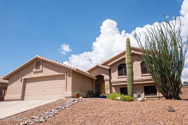 1835 E Ganymede Drive, Tucson, AZ 85737 (#22123879) :: The Local Real Estate Group | Realty Executives