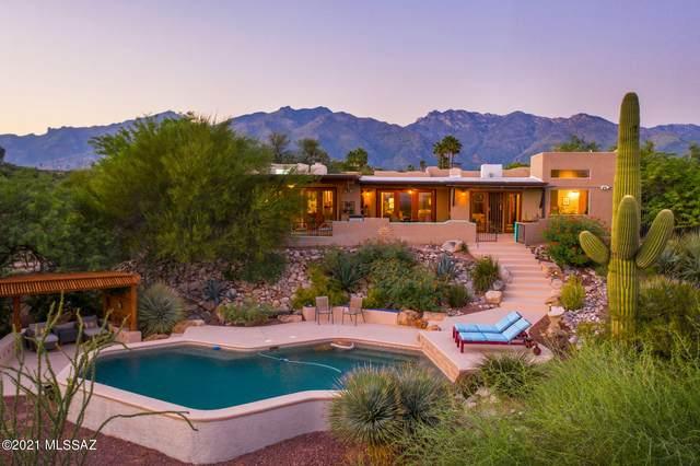 4808 N Paseo Aquimuri, Tucson, AZ 85750 (#22123883) :: The Local Real Estate Group | Realty Executives