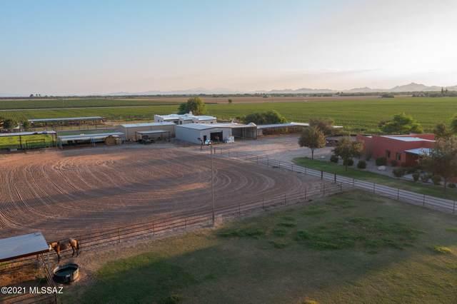 14195 N Wentz Road, Marana, AZ 85653 (#22123885) :: The Local Real Estate Group | Realty Executives