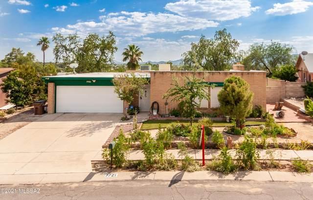 7721 N Rasmussen Avenue, Tucson, AZ 85741 (MLS #22123899) :: My Home Group