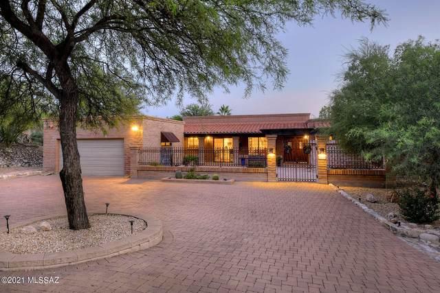 3820 N River Hills Drive, Tucson, AZ 85750 (#22123904) :: The Dream Team AZ