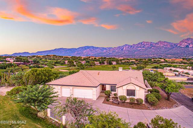 10760 N Thunder Hill Place, Tucson, AZ 85737 (#22123906) :: The Dream Team AZ