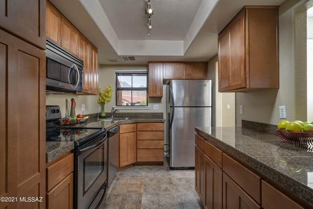 6651 N Campbell Avenue #244, Tucson, AZ 85718 (MLS #22123908) :: The Property Partners at eXp Realty