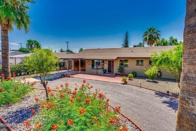 6012 E Sylvane Street, Tucson, AZ 85711 (#22123912) :: The Dream Team AZ