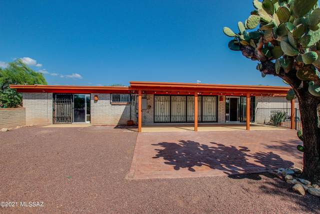 9125 E Indian Hills Road, Tucson, AZ 85749 (#22123913) :: The Dream Team AZ