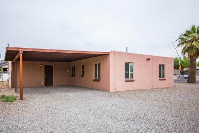 2101 N Euclid Avenue, Tucson, AZ 85719 (#22123932) :: Keller Williams