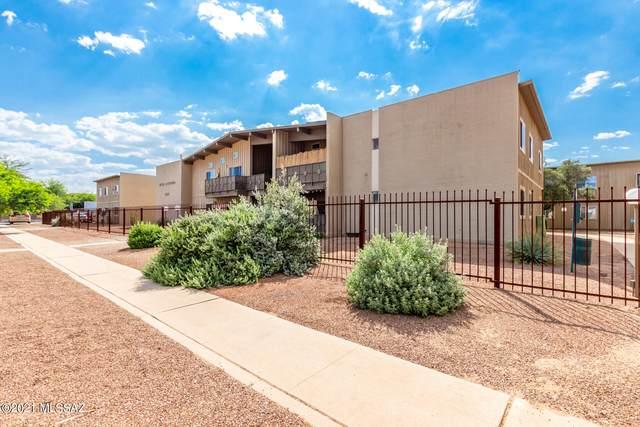 2525 N Alvernon Road C4, Tucson, AZ 85712 (#22123944) :: Kino Abrams brokered by Tierra Antigua Realty