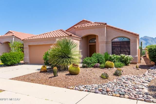 11070 N Sand Pointe Drive, Oro Valley, AZ 85737 (#22123949) :: Tucson Property Executives