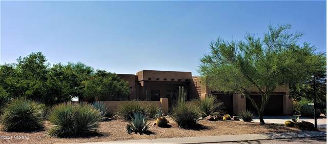 12201 N Tall Grass Drive, Oro Valley, AZ 85755 (#22123950) :: Tucson Property Executives