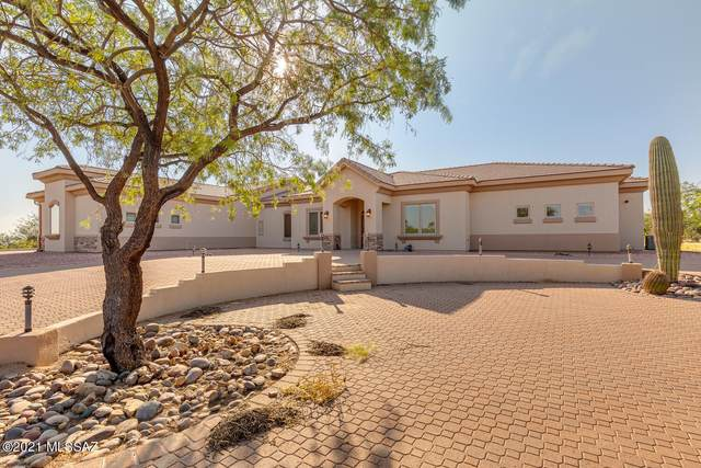 958 W Mission Twin Buttes Road, Green Valley, AZ 85622 (#22123958) :: Tucson Real Estate Group